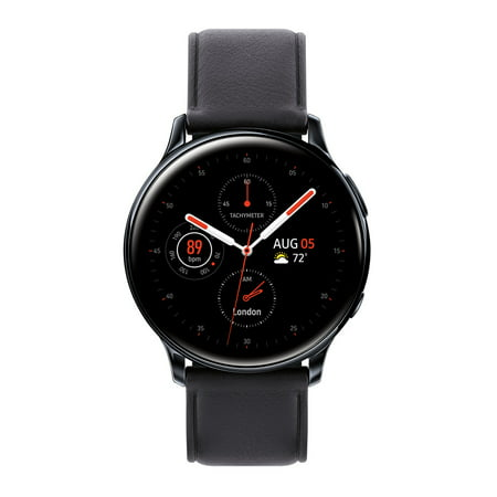SAMSUNG Galaxy Watch Active 2 SS 40mm Black LTE -