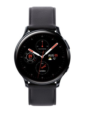 SAMSUNG Galaxy Watch Active 2 Stainless Steel -40mm- LTE Smartwatch