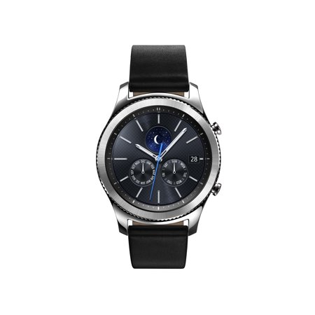 SAMSUNG Gear S3 Smart Watch Classic Black - SM-R770NZSAXAR