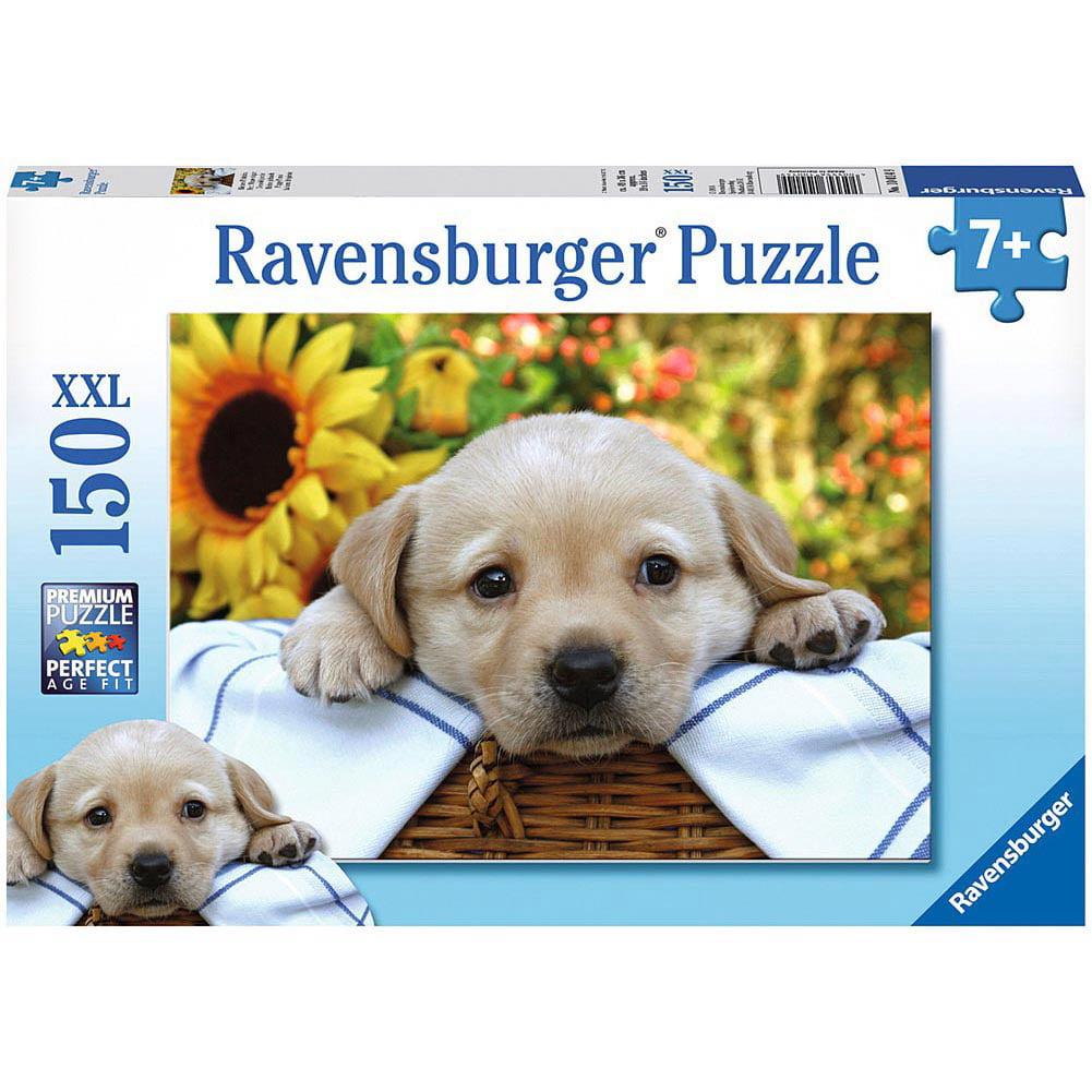Puppy Picnic 150 Piece Puzzle