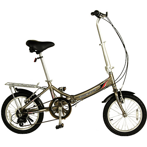 Kent International Alloy 6 Speed folding bike