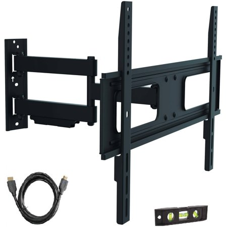ProHT 05412 Arm Mount for TVs up to 70″ with HDMI, Black