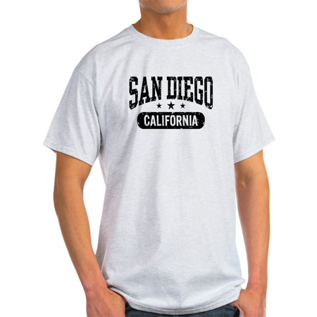 CafePress - San Diego California - Light T-Shirt - - Adult Store San Diego