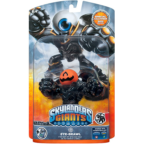 Skylanders Exclusives Eye Brawl Figure Pack [Halloween Pumpkin Head]