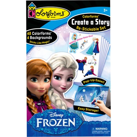 Colorforms Create A Story, Frozen