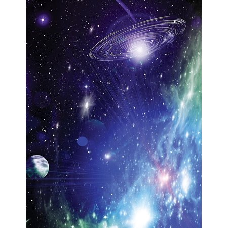 Blank Notebooks (Galactic Blank Sketchbook: Blank Art Sketch Pad Notebook)