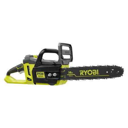 Ryobi chainsaw 14 in 40 volt lithium ion brushless electric ryobi chainsaw 14 in 40 volt lithium ion brushless electric cordless chain saw ry40511 keyboard keysfo Gallery
