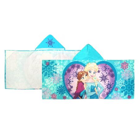 Disney Frozen Hooded Bath Towel, 1 Each](Hooded Towel)