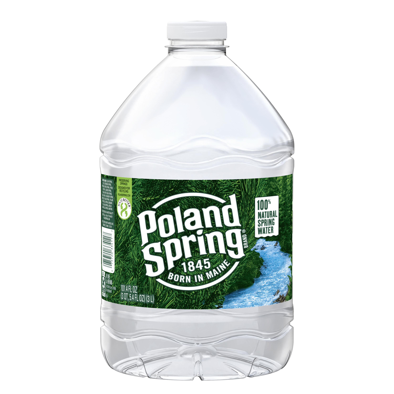 Poland Spring Brand 100 Natural