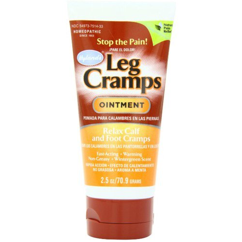 Hyland's Leg Cramp Ointment, 2 5-Ounce (70 9 g) (Pack of 3)