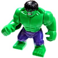 LEGO Marvel Loose The Incredible Hulk Minifigure