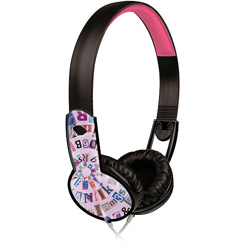 Maxell 190296 Safe Soundz Headphones, Purple