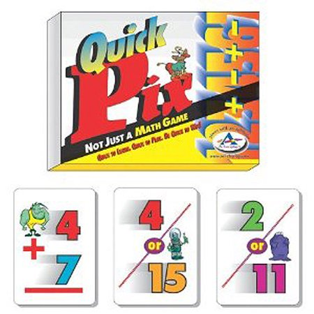 Talicor Quick Pix Game, Math