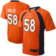 Von Miller Denver Broncos Nike Preschool Game Jersey - Orange