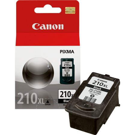 Canon PG-210XL High-Yield Black Original Ink Cartridge (2973B001)