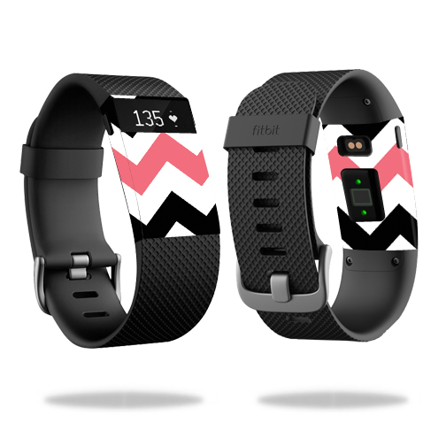 MightySkins Protective Vinyl Skin Decal for Fitbit Charge HR Watch cover wrap