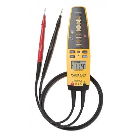 Fluke T+PRO/CAN Electrical Tester, with Rotary Field Indication - image 1 of 2