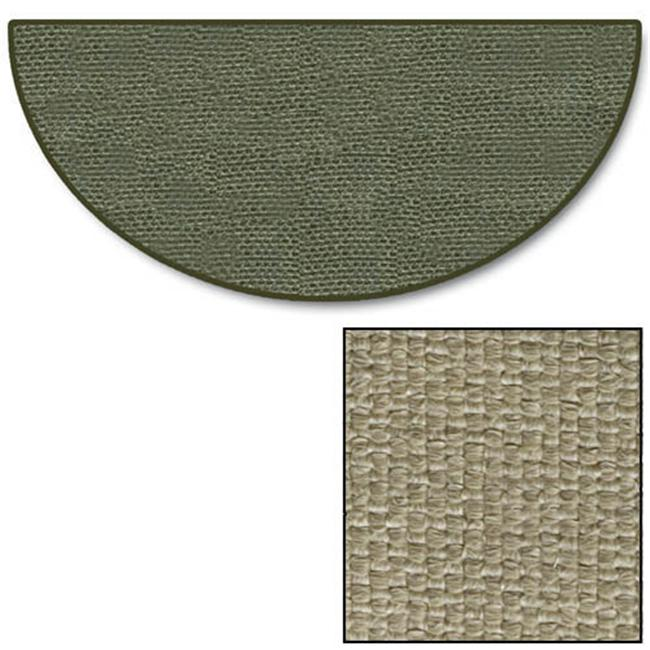 Goods Of The Woods 10978 4' Guardian Half Round Rug - Tan