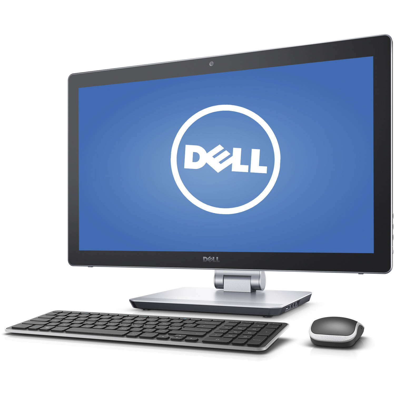 "Dell Inspiron 7459 All-in-One Desktop PC with Intel Core i7-6700HQ Processor, 16GB Memory, 23.8"" touch screen, 1TB Hard Drive and Windows 10 Home"