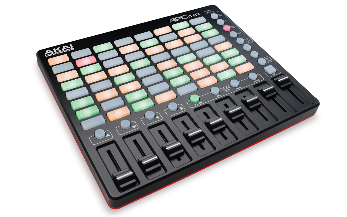 Akai Professional APC Mini | Compact Ableton Live controller with Ableton Live Lite... by inMusic Brands, Inc