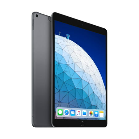 10.5-inch iPad Air Wi-Fi + Cellular 64GB - Space Gray (Sony Tablet Z3)