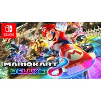 Mario Kart 8 Deluxe, Nintendo Switch (Digital Download)