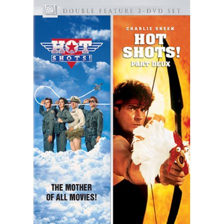 Hot Shots / Hot Shots Part Deux - Hot Semi Movie