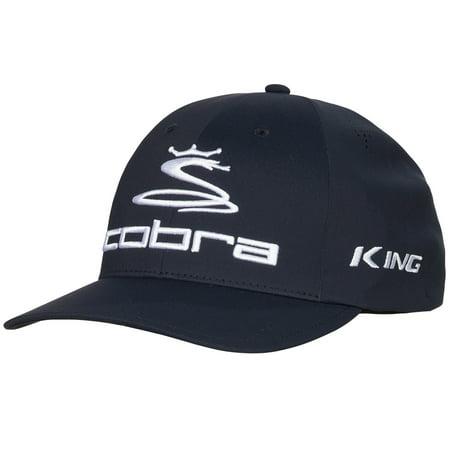 Cobra Tour Cap (COBRA TOUR DELTA HAT MENS FITTED GOLF CAP 909204- NEW 2017- PICK SIZE &)