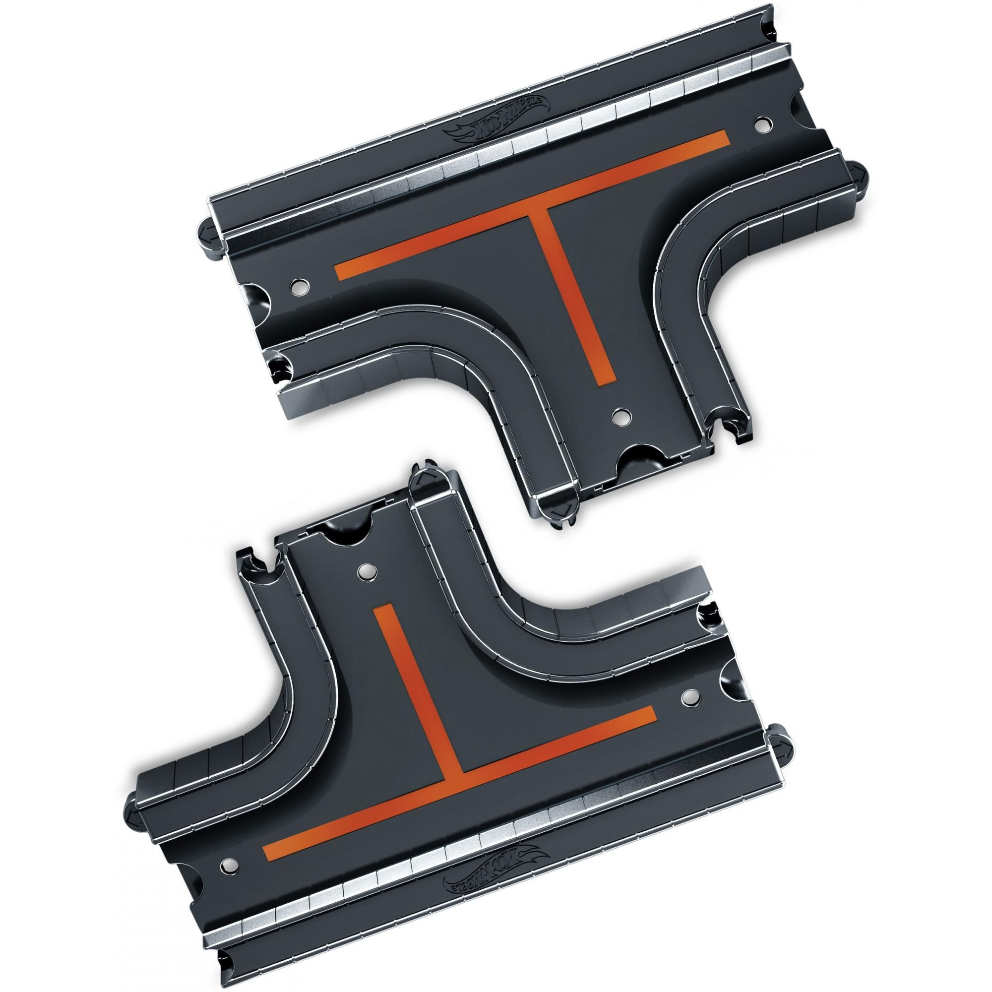 Hot Wheels City Track Pack #3 Stright+Intersection
