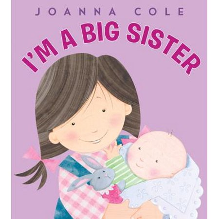 I'm a Big Sister (Revised) (Hardcover) ()