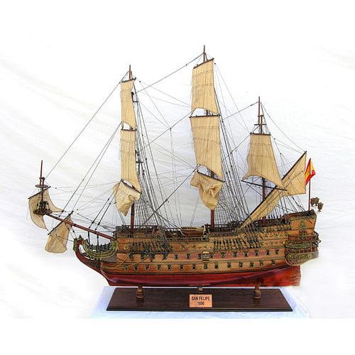 Old Modern Handicrafts San Felipe X-Large Limited Edition Model Ship