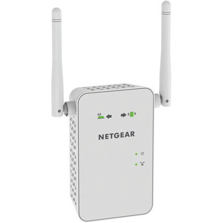 NETGEAR Certified Refurbished EX6100-100NAR AC750 WiFi Range Extender with Gigabit