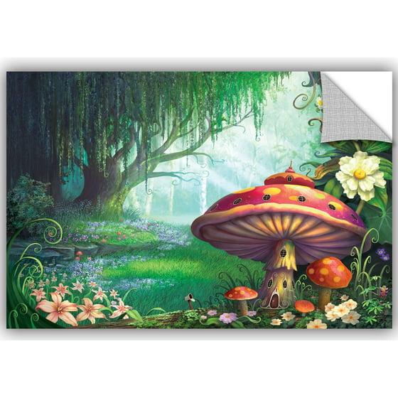 ArtWall Philip Straub Enchanted Forest Art Appealz