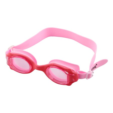 Pink Goggles (Adjustable Belt Anti Fog Swim Glasses Swimming Goggles Pink for )