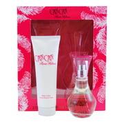 Can Can by Paris Hilton for Women - 2 Pc Gift Set 1.7oz EDP Spray, 3oz Body Lotion