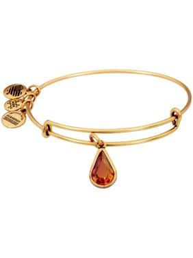Swarovski Amethyst Charm Bracelet