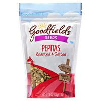 Roasted & Salted Pepitas, 6 oz