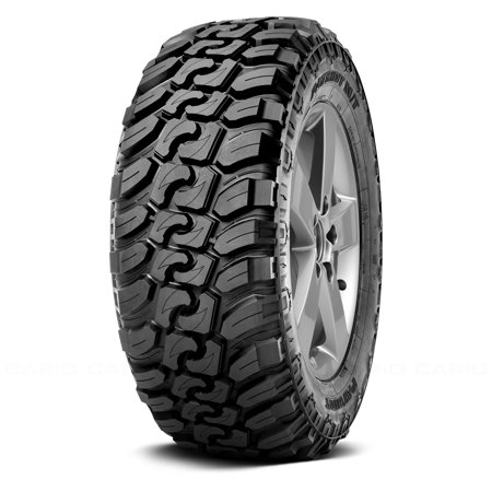 Patriot M/T LT35X12.50R17 125Q E 10 Ply MT Mud (Best Winter Tires For Jeep Patriot)