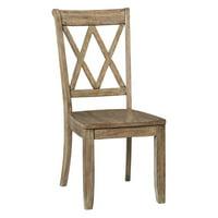 Standard Furniture Vintage Side Chair - Set of 2