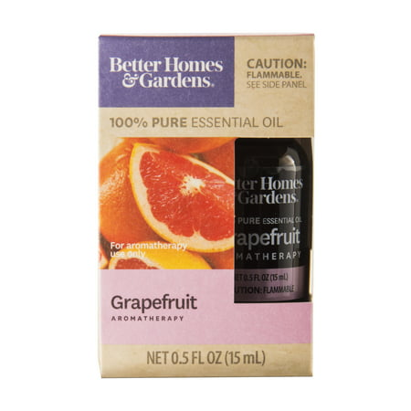 Better Homes & Gardens 15 mL 100% Pure Sweet Grapefruit Essential - Sweet 15 Themes