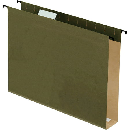Box Bottom Hanging File Folders - Pendaflex, PFX6152X2, Extra Capacity 2