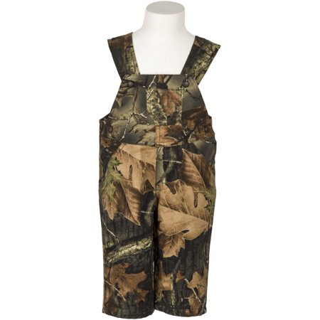 Infant Girls Bib Overall (Infant - Toddler Camouflage / Pink Camo Cotton Ranger Bib Overall, 2T, Camo)