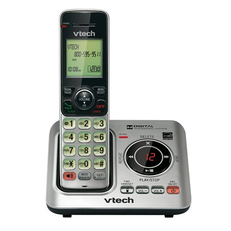 Caller Id Answering System (Vtech Cordless Answering System CS6629 with Caller ID and Call Waiting)