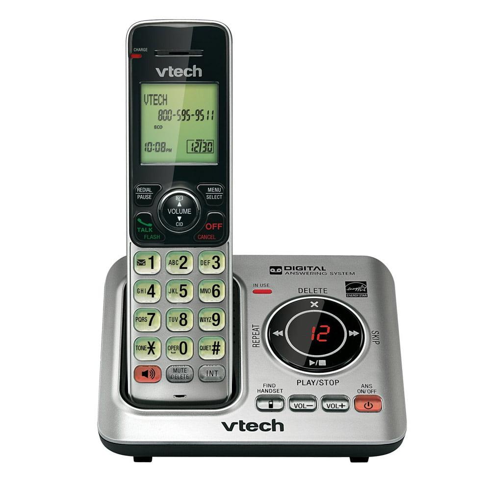 CS6629 CORDLESS W/ ANSW SYSTEM VTECH CS6629