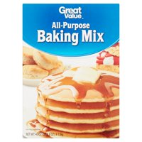 (3 Pack) Great Value All-Purpose Baking Mix, 40 oz
