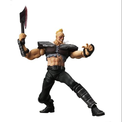 Fist of the North Star Revoltech Action Figure Zeed