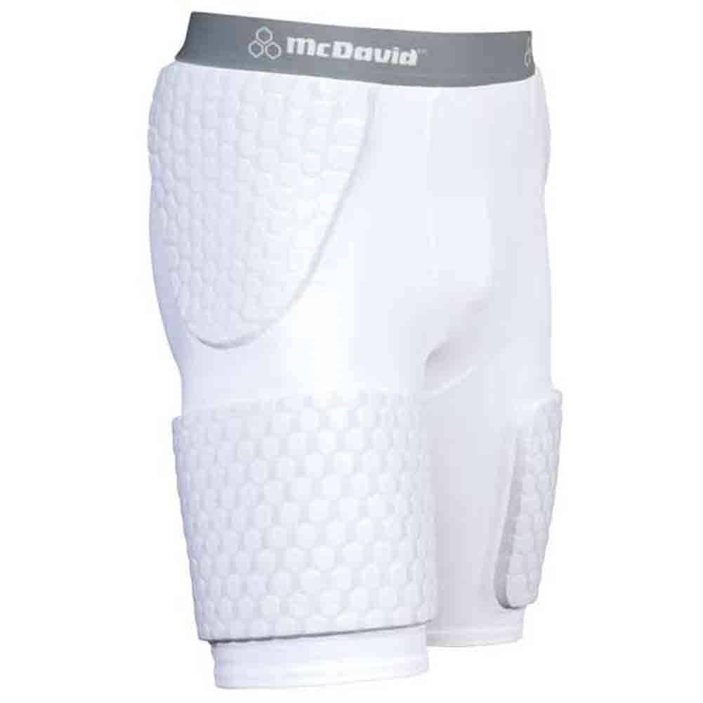 McDavid Classic Logo 7580W Womens Extended Thudd Shorts W...