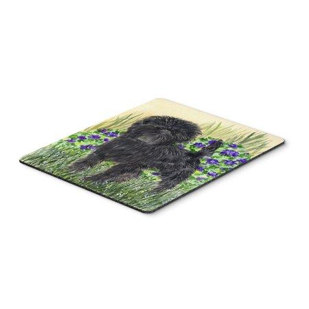 Affenpinscher Mouse Pad / Hot Pad / Trivet