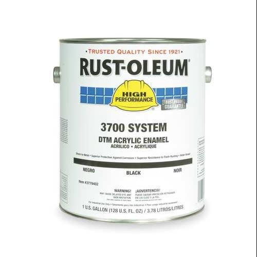 Rust-Oleum Interior/Exterior Paint, Safety Red 3764402