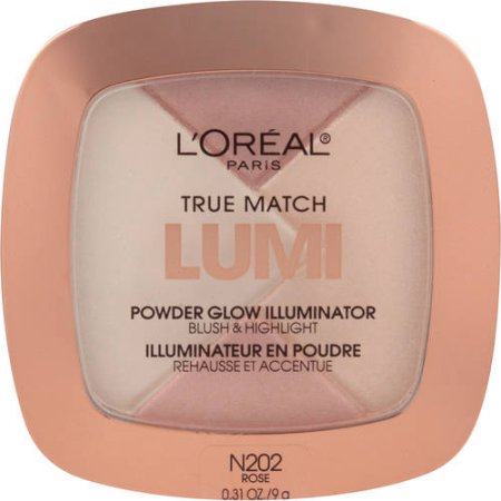 L'Oreal Paris True Match Lumi Powder Glow Illuminator, Ice